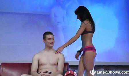 سبزه داغ یک مرد عکس سکسی خفن باحال روسی را دوست دارد