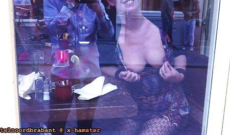 معشوق دختر را بیدار کرد و به سختی در الاغ ، ترک و دهان خود عکس سکسی خاله میترا را لعنتی کرد